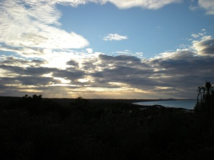 Dawn at Cape Arid